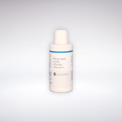 Struccante occhi all'acido ialuronico