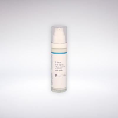 Crema anti-aging cellule staminali, vitamina C, acido lipoico