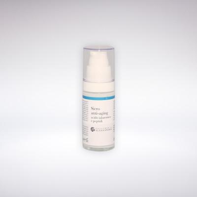 Siero anti-age acido ialuronico e peptidi
