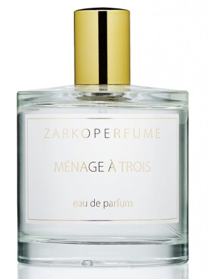 Zarko Perfume - Ménage à Trois - 100ml