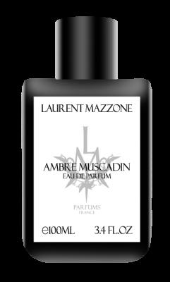 Laurent Mazzone - Ambre Muscadin Eau de Parfum 100ml