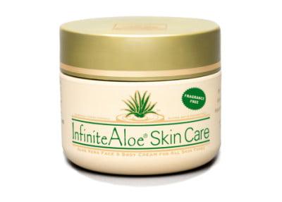 InfiniteAloe Skin Care FRAGRANCE FREE - 227 gr.