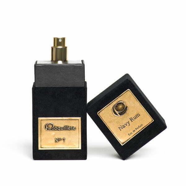 Coquillette Paris - N. 7 Navy Rum