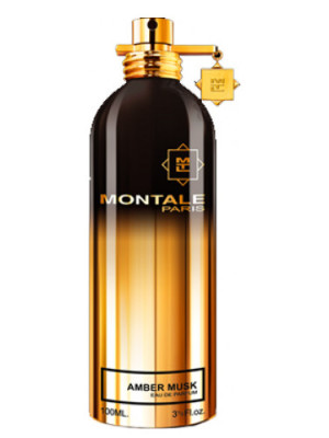 Montale - Amber Musk - 100ml