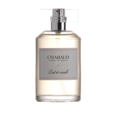 Chabaud - Lait De Vanille - Eau de Toilette (100ml)