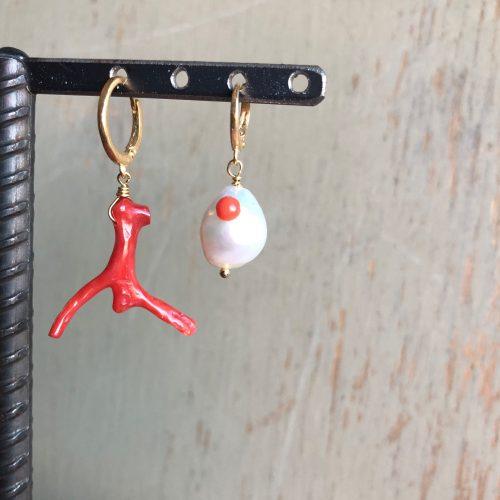 orecchini perla - RRegine